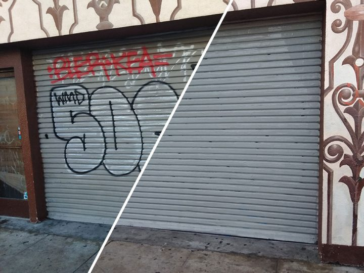 VB BID's Clean Team Gets Graffiti-Busting Superpower